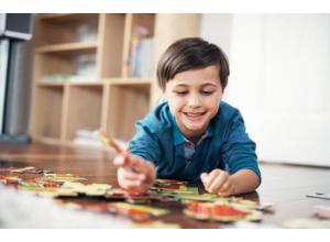 Игрушки головоломки полезны для детей с ранних лет