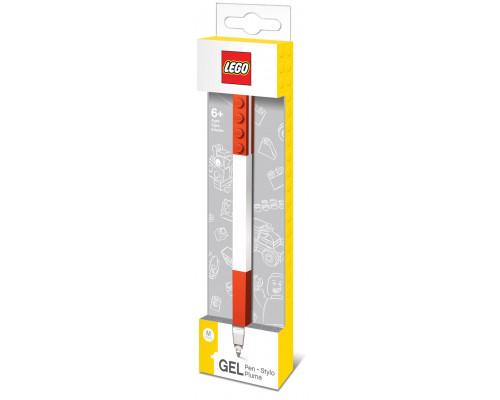 Гелевая ручка LEGO цвет: красный