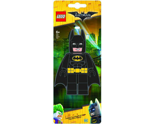 Бирка для багажа LEGO Batman Movie Лего Фильм: Бэтмен Batman