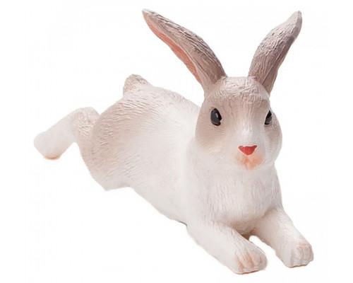 Животные Mojo Animal Planet Кролик лежит