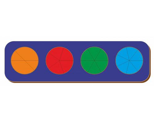 Игры Никитина Дроби 4 круга, уровень 2