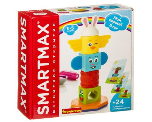 Магнитный конструктор SmartMax Мой первый тотем