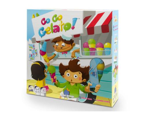 Настольная игра Экспресс-мороженое GO GO GELATO