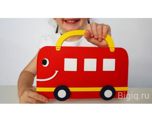 Сумка-игралка Автобус
