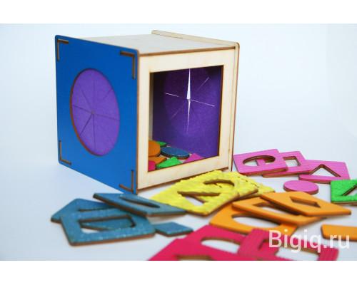 Настольная игра Чудо-Куб Сенсорика