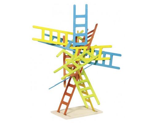 Игра Найди баланс с лестницами Goki