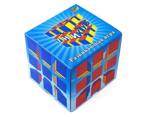 Развивающая игра Кубики УНИКУБ