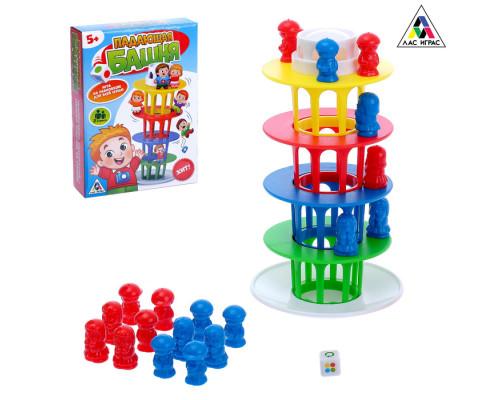 Настольная игра Падающая башня
