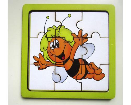 Пазл Пчелка