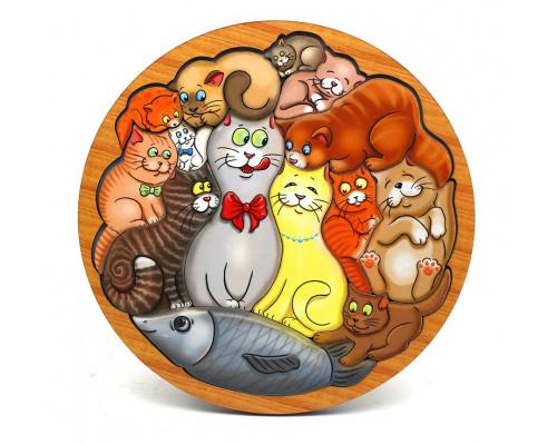 Головоломка Коты