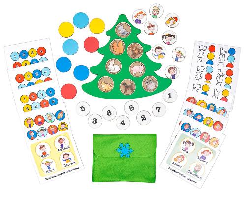 Игра Секреты Новогодней елочки