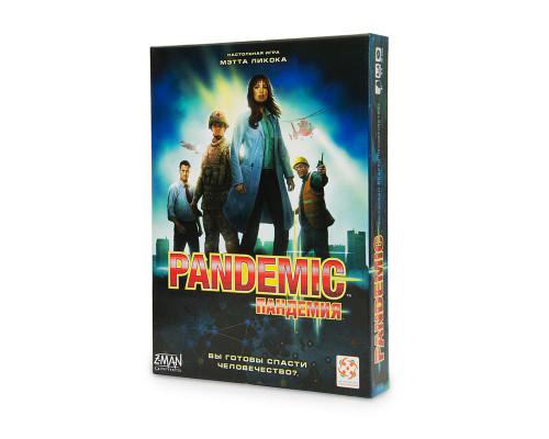 Настольная игра Пандемия Pandemic
