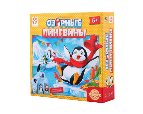 Настольная игра Озорные пингвины
